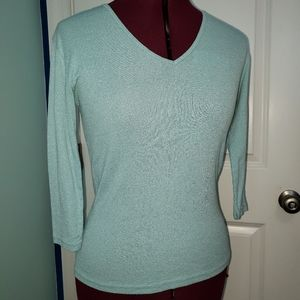 Ment Green Sweater (one size fits all)